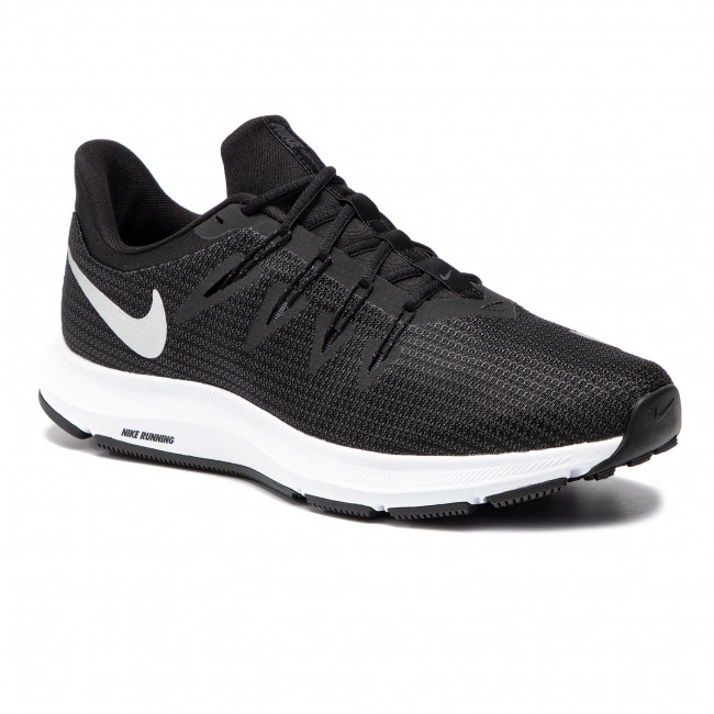 compañero Retocar Comparable  Shoes NIKE - Quest AA7403 001 Black/Metallic Silver - Indoor - Running  shoes - Sports shoes - Men's shoes | efootwear.eu