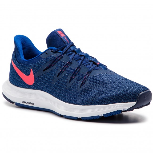 Shoes NIKE - Quest AA7403 403 Blue Void/Red Orbit