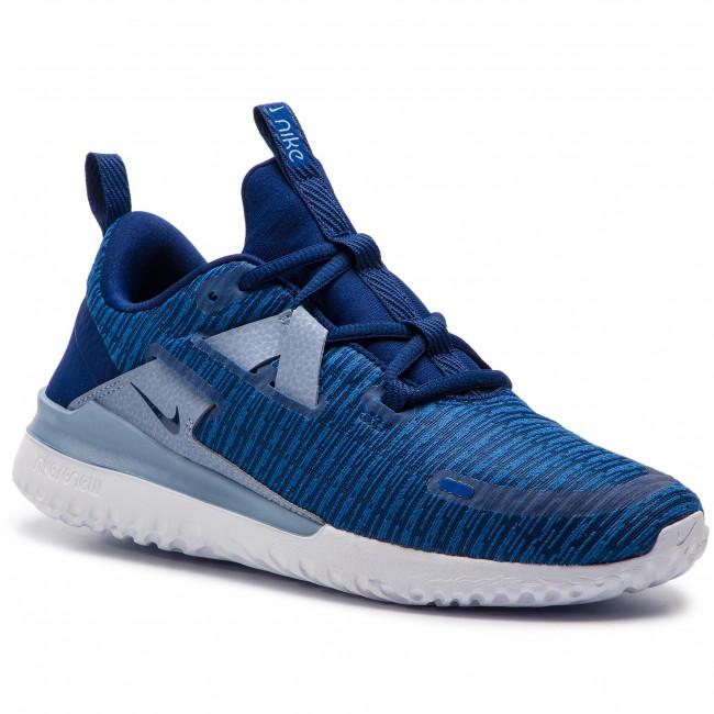 Bigote deletrear Árbol de tochi  Shoes NIKE - Renew Arena AJ5903 400 Indigo Force/Blue Void - Indoor -  Running shoes - Sports shoes - Men's shoes | efootwear.eu