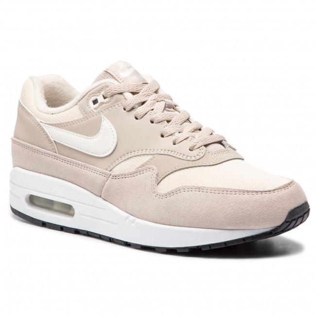 Shoes NIKE Air Max 1 319986 207 StringSailLight CreamBlack