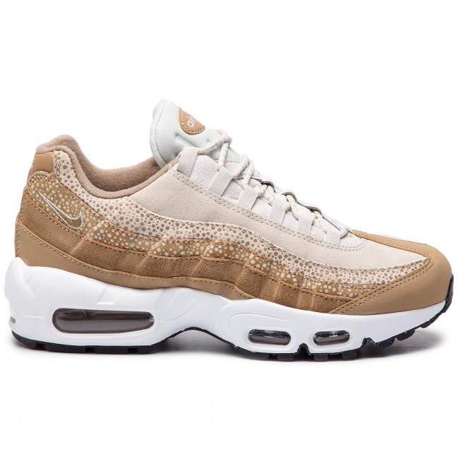 Shoes NIKE Air Max 95 Prm 807443 201 CanteenCanteenLight Bone