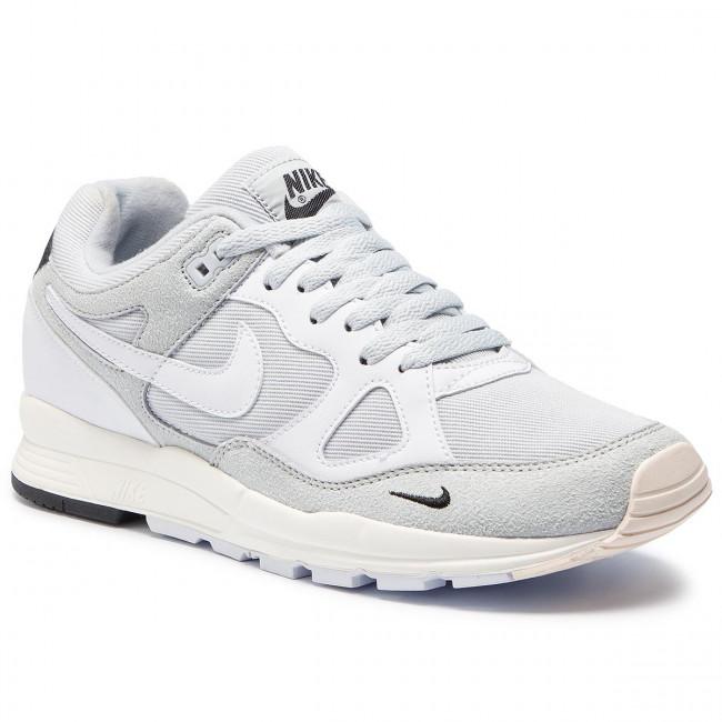 Shoes NIKE Air Span II Se AQ3120 001 Pure PlatinumWhiteBlackSail