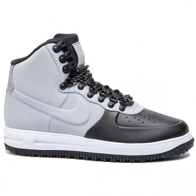 Shoes NIKE Lunar Force 1 Duckboot '18 BQ7930 BlackWolf GreyPure Platinum