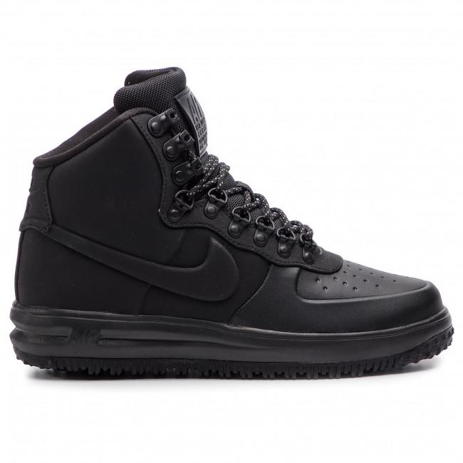 Shoes NIKE Lunar Force 1 Duckboot '18 BQ7930 003 BlackBlackBlack