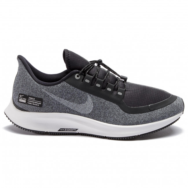 Shoes NIKE Air Zm Pegasus 35 Shield AA1643 001 BlackWhiteCool Grey