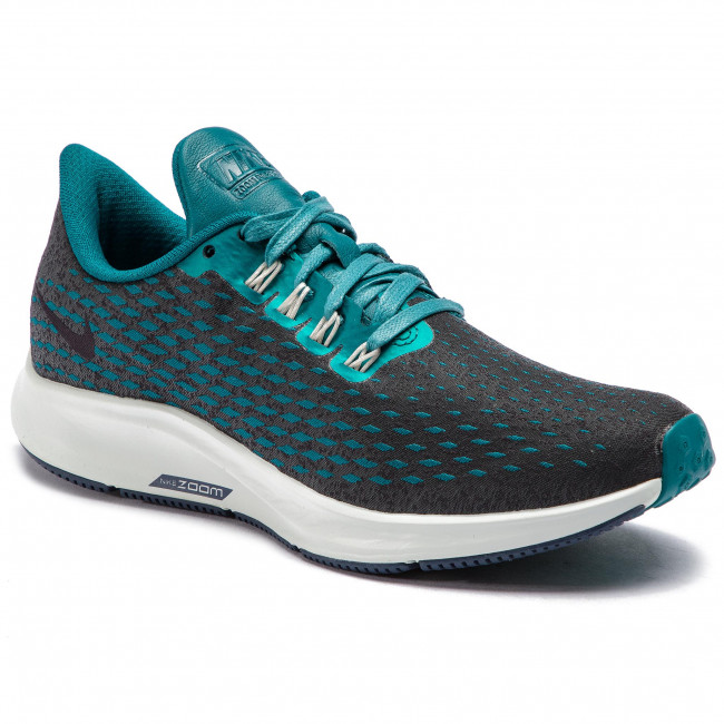 premium selection 65d2d c1a47 Shoes NIKE - Air Zoom Pegasus 35 Prm AH8392 300 Geode Teal/Midnight Spruce