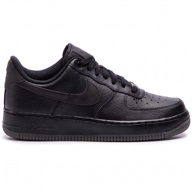 Shoes NIKE Air Force 1 '07 Ess AO2132 002 BlackBlackBlack
