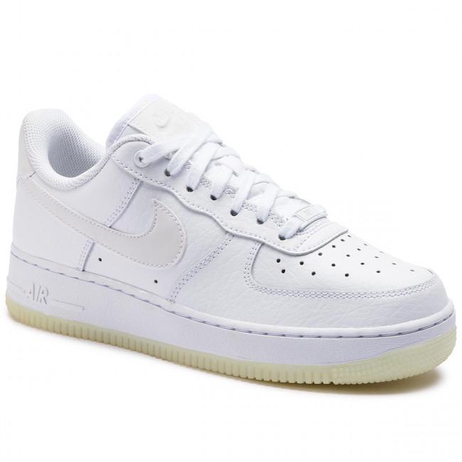 Shoes NIKE Air Force 1 '07 Ess AO2132 101 WhiteWhiteWhite