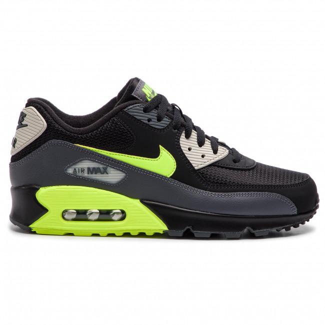 Shoes NIKE Air Max 90 Essential AJ1285 015 Dark GreyVoltBlack