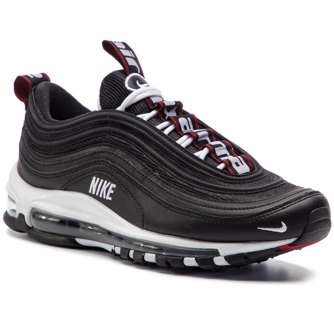 on sale 4f87b 733dc Shoes NIKE - Air Max 97 Premium 312834 008 Black/White/Varsity Red