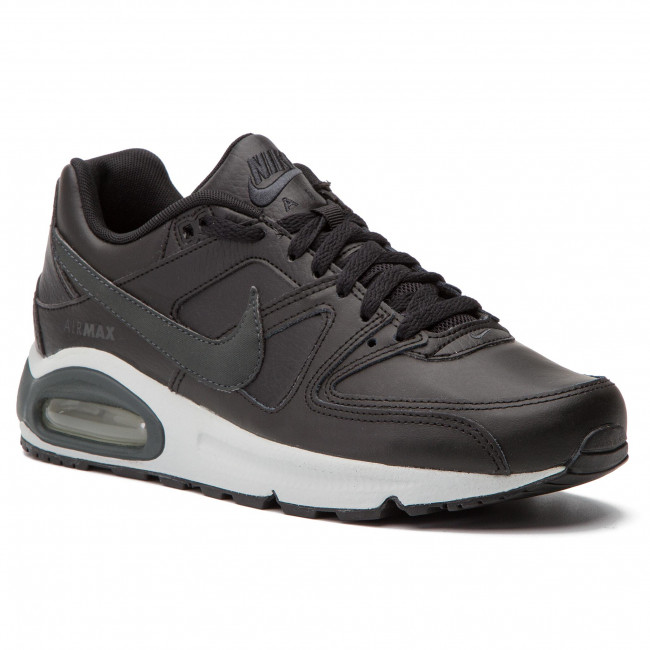 the best attitude 58c83 3e10c Shoes NIKE - Air Max Command Leather 749760 001 Black Anthracite Neutral  Grey - Sneakers - Low shoes - Men s shoes - efootwear.eu
