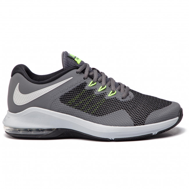 nike air max alpha trainer silver grey