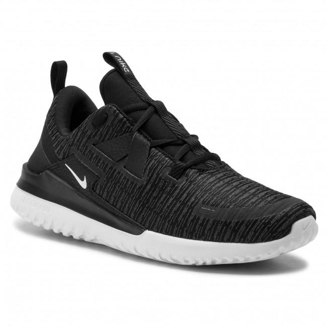 Sofocante También métrico  Shoes NIKE - Renew Arena AJ5903 001 Black/White/Anthracite - Indoor -  Running shoes - Sports shoes - Men's shoes | efootwear.eu