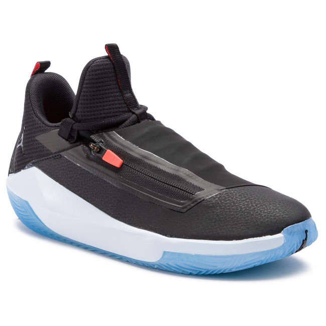 distancia que te diviertas autor  Shoes NIKE - Jordan Jumpman Hustle AQ0397 004 Black/Black/Half Blue -  Sneakers - Low shoes - Men's shoes | efootwear.eu