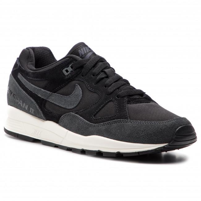Si Portero Prescripción  Shoes NIKE - Air Span II Se Sp19 BQ6052 Black/Anthracite/Pale Ivory -  Sneakers - Low shoes - Men's shoes | efootwear.eu