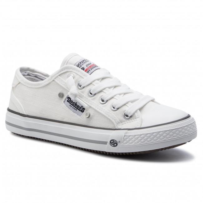 Sneakers DOCKERS - 42VE201-790500 White