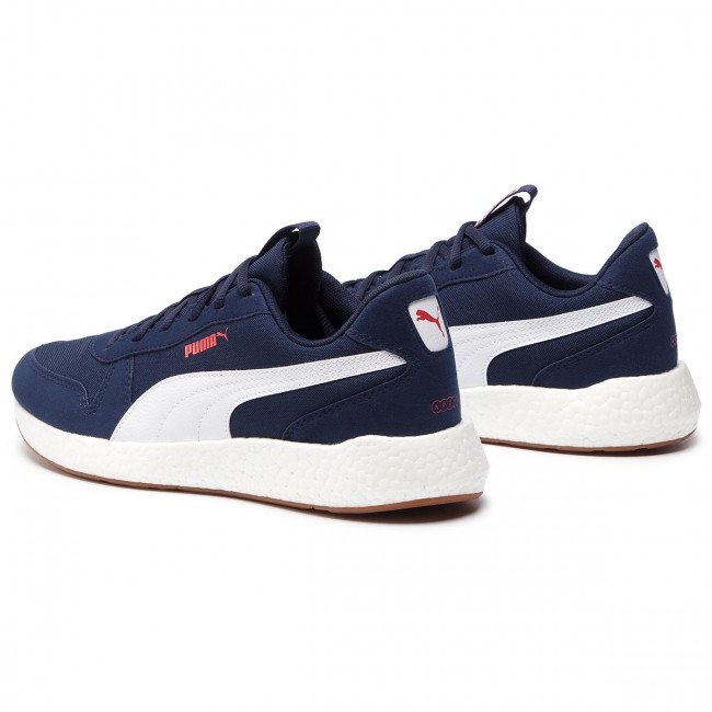 d8f0b8f6 Shoes PUMA - Nrgy Neko Retro 192509 03 Peacoat/White/High Risk Red