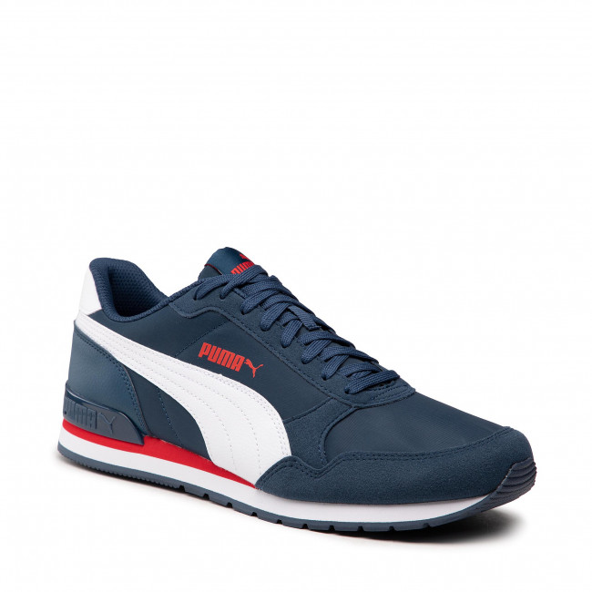Sneakers PUMA - St Runner V2 Nl 365278 03 Sargasso Sea/White/Sea ...