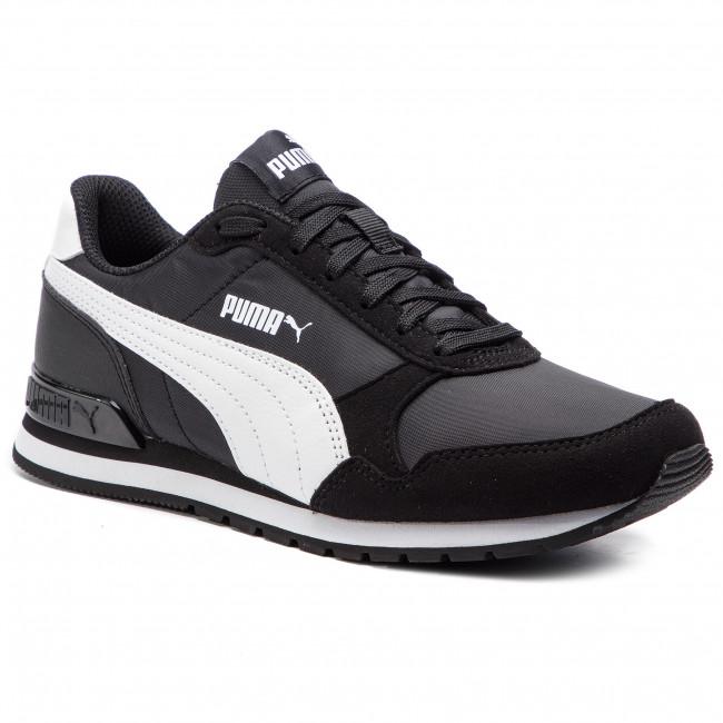 Sneakers PUMA - St Runner V2 Nl Jr 365293 01 Puma Black/Puma Black