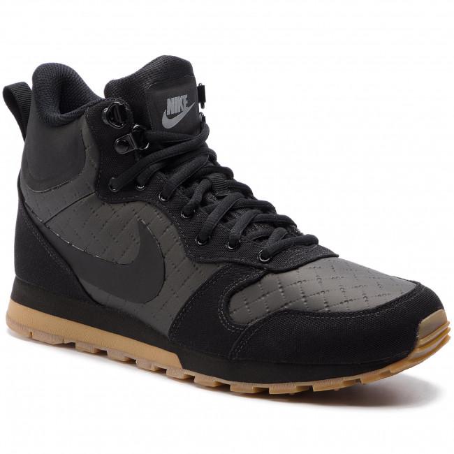 vacío Abuelo celos  Shoes NIKE - Md Runner 2 Mid Prem 844864 006 Black/Black/Gum Light Brown -  Sneakers - Low shoes - Men's shoes | efootwear.eu