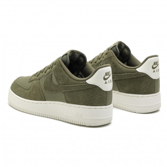 Shoes NIKE Air Force 1 '07 Suede AO3835 200 Medium OliveMedium OliveSail