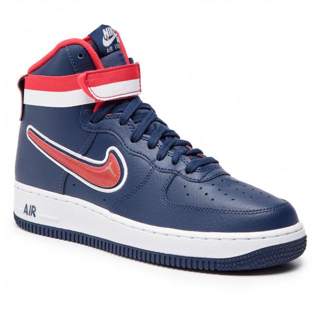 8de2681053cb0 Shoes NIKE - Air Force 1 High '07 Lv 8 Sport AV3938 400 Midnight Navy/University  Red - Sneakers - Low shoes - Men's shoes - efootwear.eu