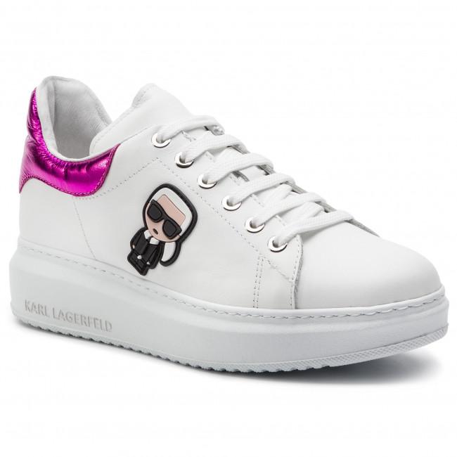 Sneakers KARL LAGERFELD - KL42530 White