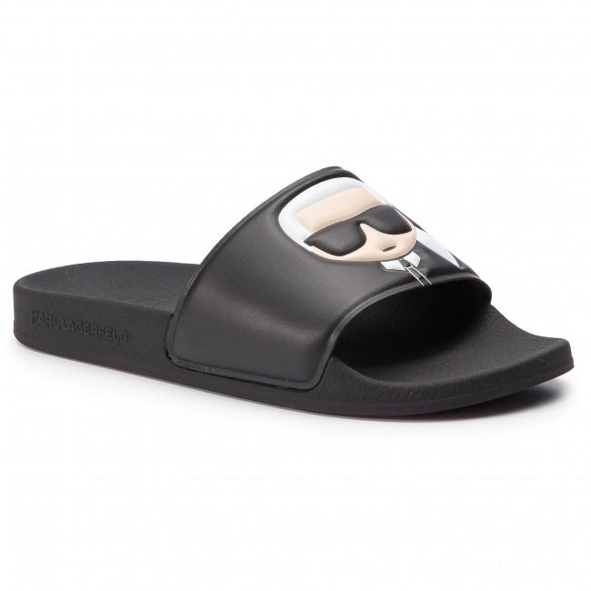 Slides KARL LAGERFELD - KL80905 Black