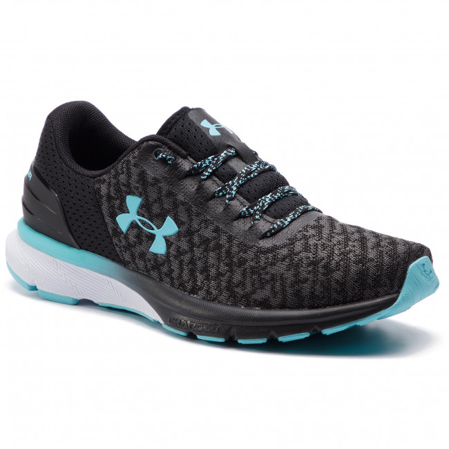 Shoes UNDER ARMOUR Ua W Charged Escape 2 3020365 001 Blk