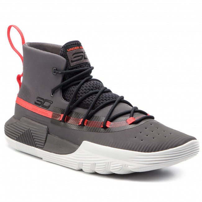 official photos 2d609 6f9aa Shoes UNDER ARMOUR - Ua Sc 3Zer0 II 3020613-101 Gry