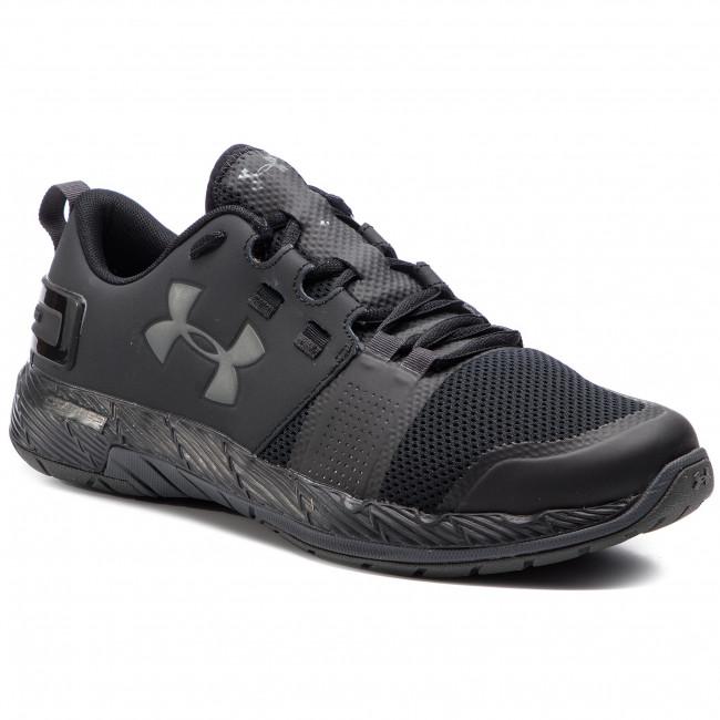 568590c3 Shoes UNDER ARMOUR - Ua Commit Tr X Nm 3021491-001 Blk