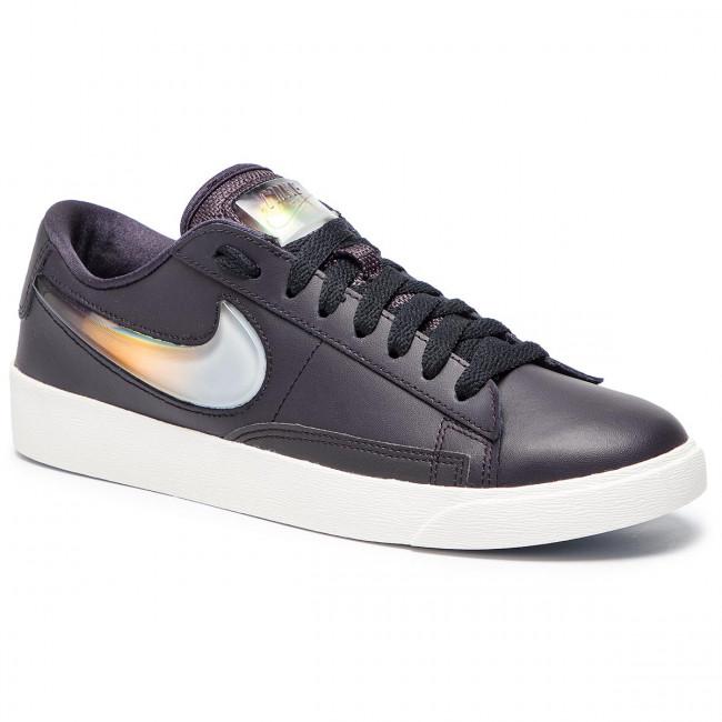 separation shoes 2b5df 757e1 Shoes NIKE - Blazer Low Lx AV9371 002 Oil Grey/Bright Crimson