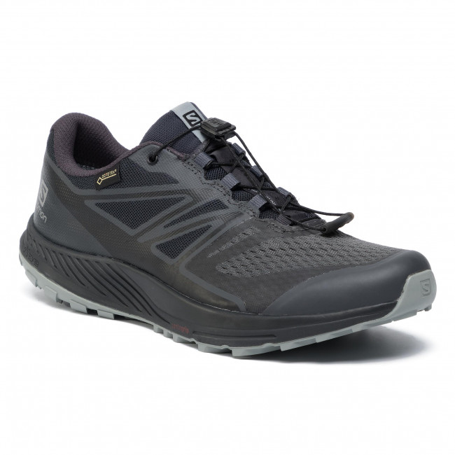 Shoes SALOMON Sense Escape 2 Gtx GORE TEX 406771 28 W0 EbonyBlackMonument