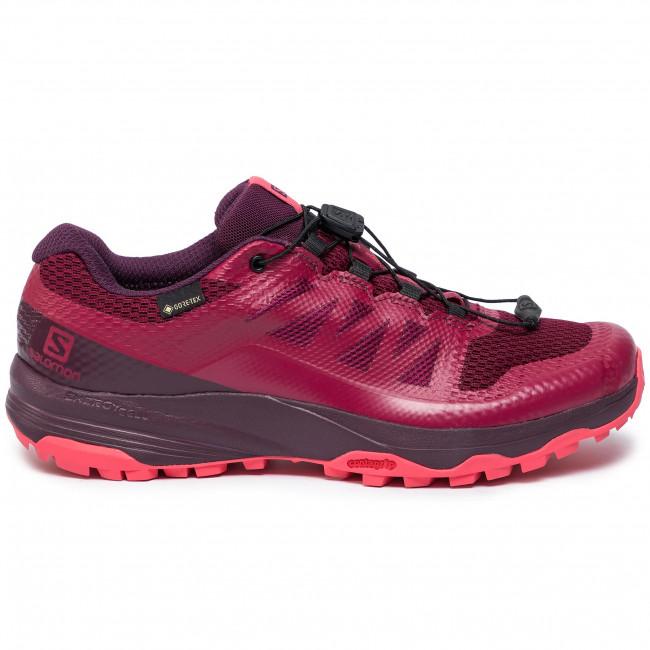 Shoes SALOMON Xa Discovery Gtx GORE TEX 407948 25 W0 Beet RedPotent PurpleCalypso Coral