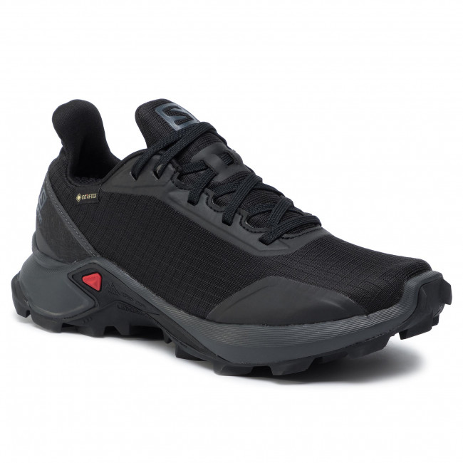Shoes SALOMON Alphacross Gtx W GORE TEX 408056 20 V0 BlackEbonyBlack