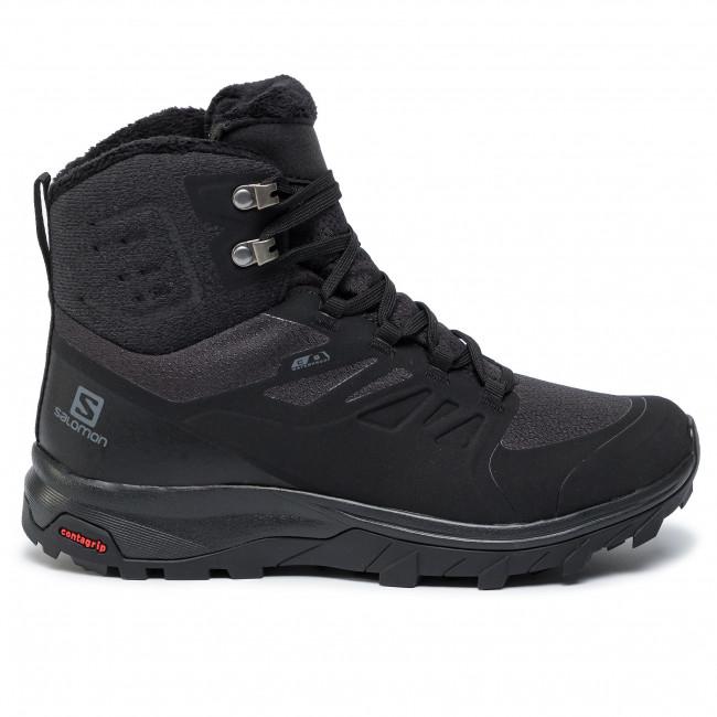 Trekker Boots SALOMON Outblast Ts Cswp W 407950 21 V0 BlackBlackBlack
