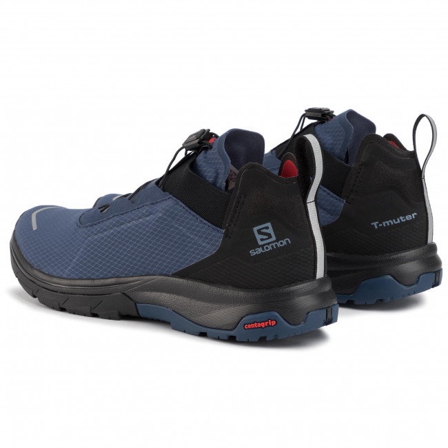 Salomon Running Shoes | Mens RX SNOW MOC ADV BlackPhantom