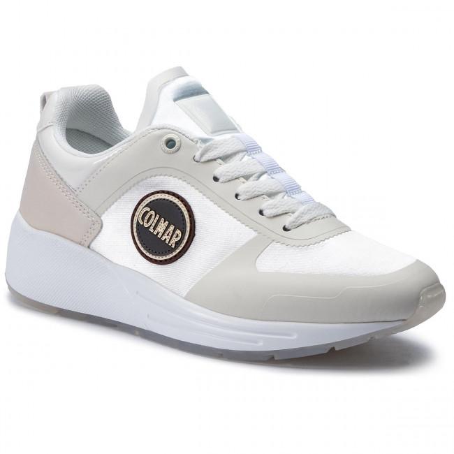 Sneakers COLMAR - Travis Unika Love 137 White