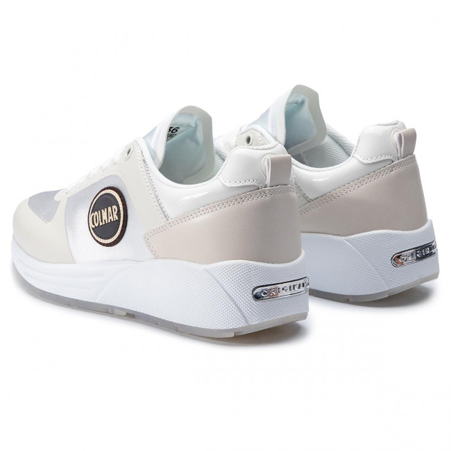 Sneakers COLMAR Travis Unika Love 137 White