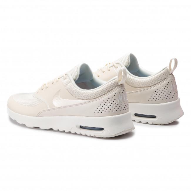 Shoes NIKE Air Max Thea 599409 112 Pale IvorySailAluminum