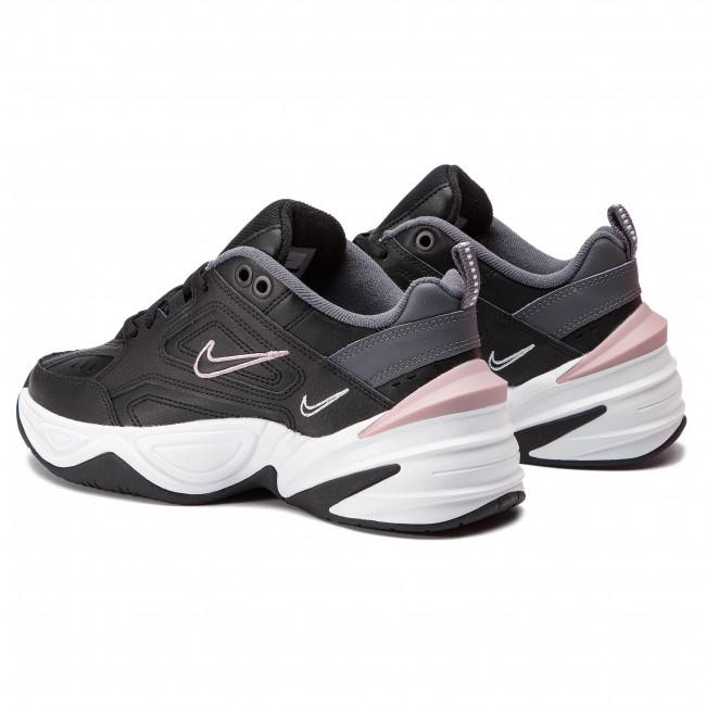 Shoes NIKE - M2K Tekno AO3108 011 Black/Plum Chalk/Dark Grey