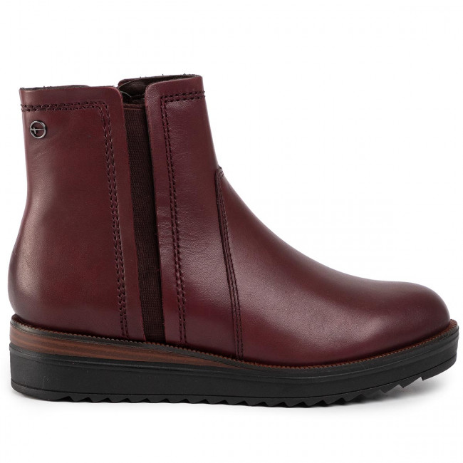 Boots TAMARIS 1 25055 23 Merlot 537