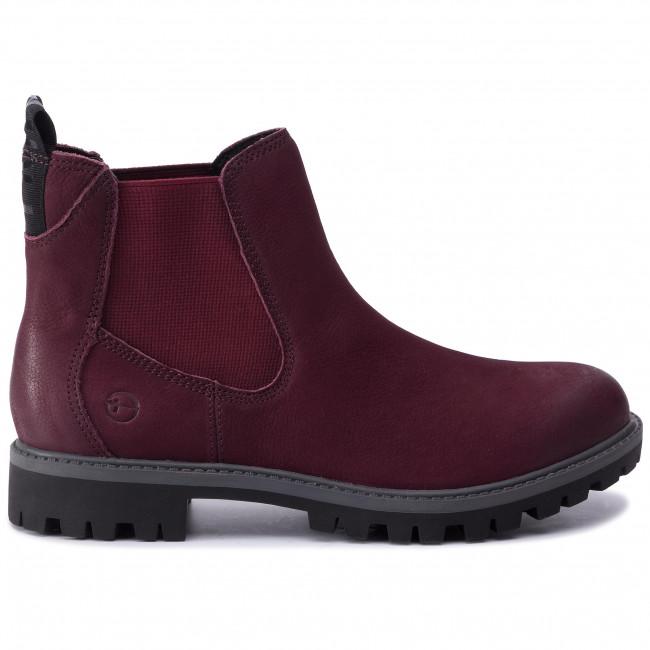 quality design ee3a2 81030 Ankle Boots TAMARIS - 1-25401-23 Bordeaux 549