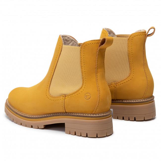Ankle Boots TAMARIS 1 25474 23 Saffron 627