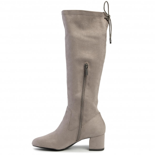 Knee High Boots TAMARIS 1 25505 23 Light Grey 254