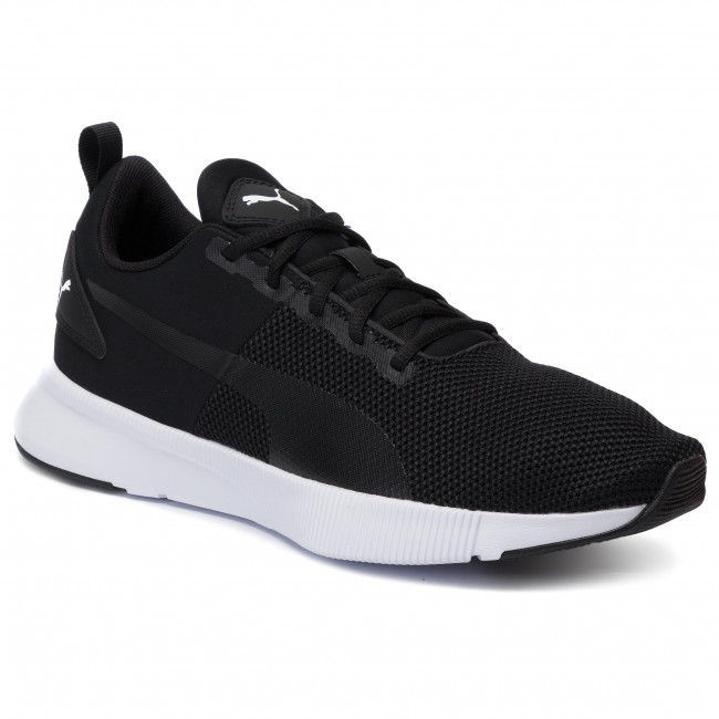 Flyer Running Shoes | Charcoal Black Turquoise | PUMA Shoes