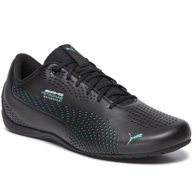 Sneakers PUMA - Mapm Drift Cat 5 Ultra II 306445 03 Puma Black/Spectra Green