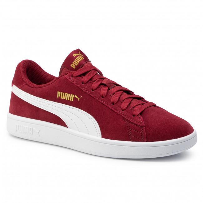 Sneakers PUMA Smash v2 364989 29 RhubarbPuma Team GoldWhite