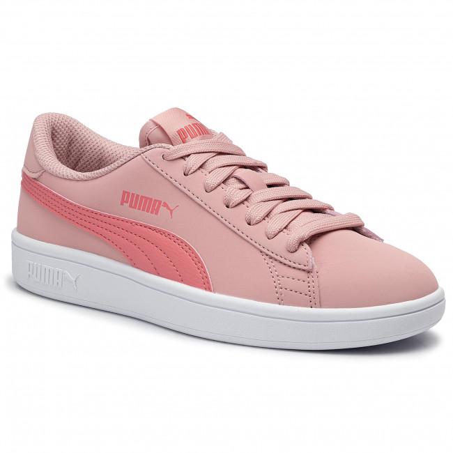 nya foton officiell webbplats snabb leverans Sneakers PUMA - Smash V2 Buck Jr 365182 12 Bridal Rose/Calypso ...