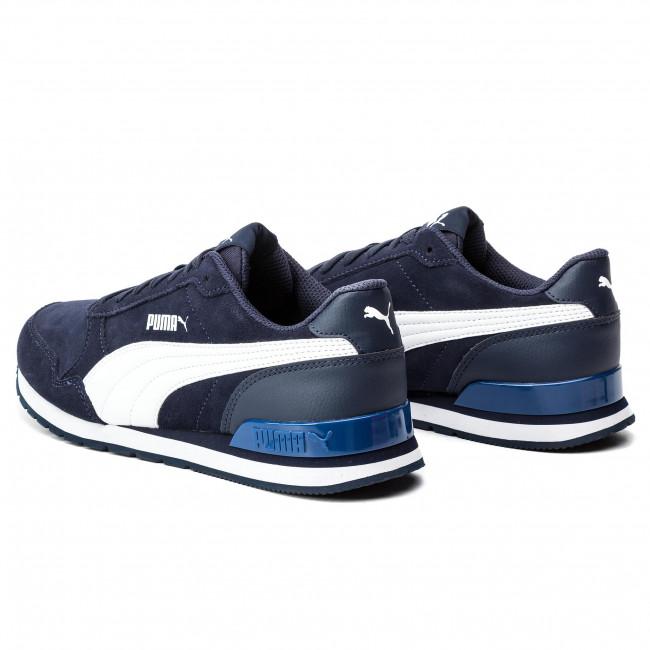 Sneakers PUMA St Runner V2 Sd 365279 10 PeacoatPuma White